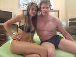 Camgirl Stephany+Carlos is online.